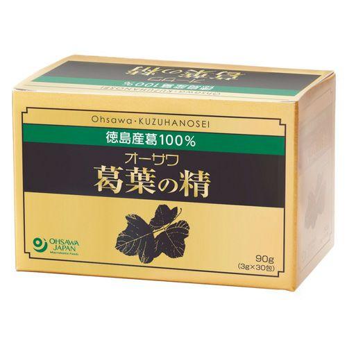 オーサワ 葛葉の精 3g×30包 【オーサワジャパン】1