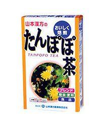 たんぽぽ茶 12g×16包【山本漢方製薬】1