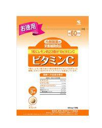 小林製薬 ビタミンCお徳用 180粒 【小林製薬】1