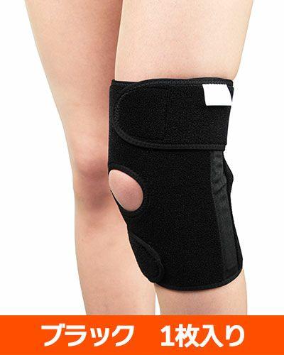 竹虎 かるがる膝ベルト ブラック 【竹虎】1