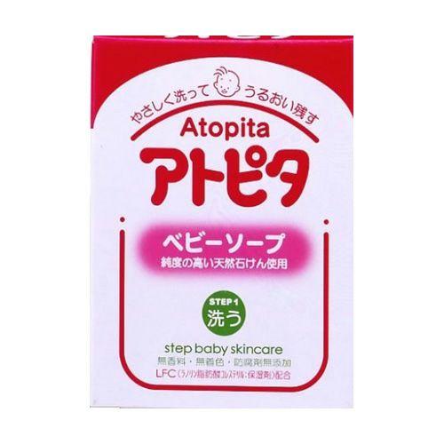 アトピタ 全身せっけん 80g 【丹平製薬】1
