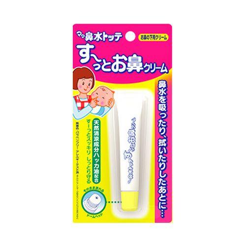 ママ鼻水トッテ すーっとお鼻クリーム 8g 【丹平製薬】1