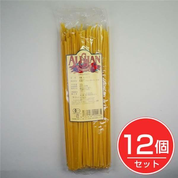 フェットチーネ 500g (Fettuccine) ×12個セット 【アリサン】1