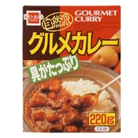 自然派グルメカレー レトルト 220g 【健康フーズ】1