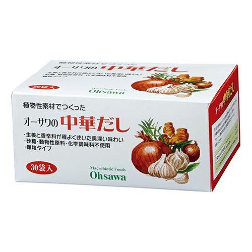 オーサワの中華だし 5g×30包 【オーサワジャパン】1
