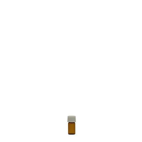 フレーバーライフ社 遮光瓶 茶 ドロッパーなし 1ml 【フレーバーライフ社】1
