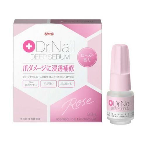 ドクターネイル ディープセラム ローズの香り 3.3ml 【興和】1