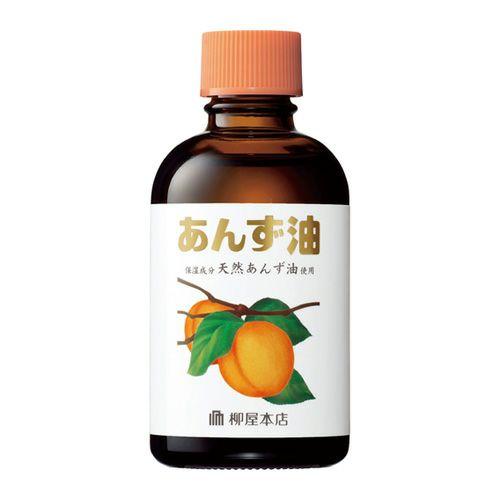 あんず油 ヘアオイル 60ml 【柳屋】1