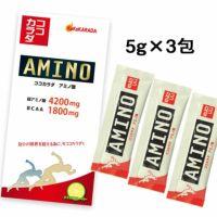 ココカラダ アミノ酸 4200mg 5g×3包 ※お試しキャンペーン
