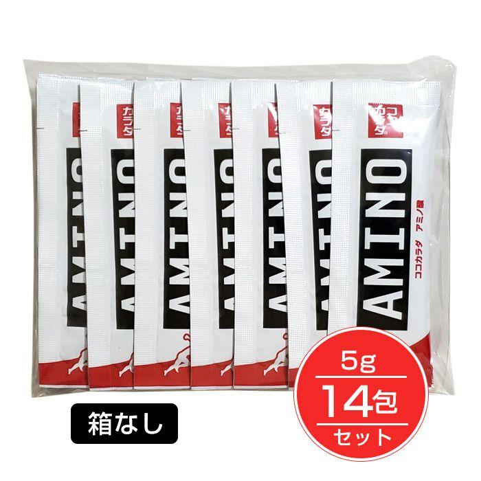ココカラダ アミノ酸 4200mg 5g×14包 ※箱なし