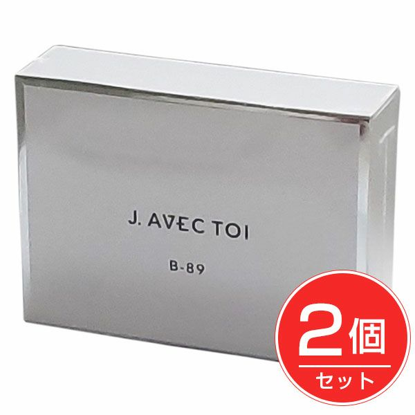 J.avec toi 美容サプリメント B-89 312mg×30粒 2個セット 【FW JAPAN】1