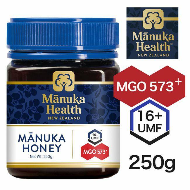 マヌカヘルス マヌカハニー MGO573+ UMF16+ 250g 【富永貿易】