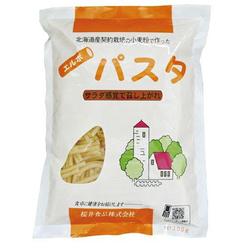 国内産 エルボパスタ 300g 【桜井食品】1