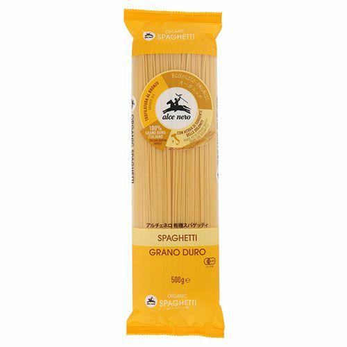 アルチェネロ 有機デュラムセモリナ スパゲッティ 500g 【日仏貿易】1