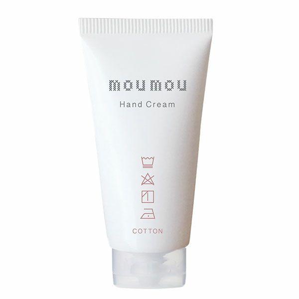 moumou ハンドクリーム コットン 30g 【大香】1