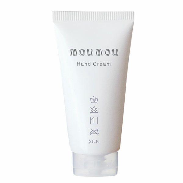 moumou ハンドクリーム シルク 30g 【大香】1