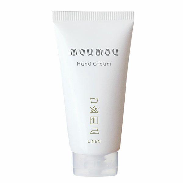 moumou ハンドクリーム リネン 30g 【大香】1