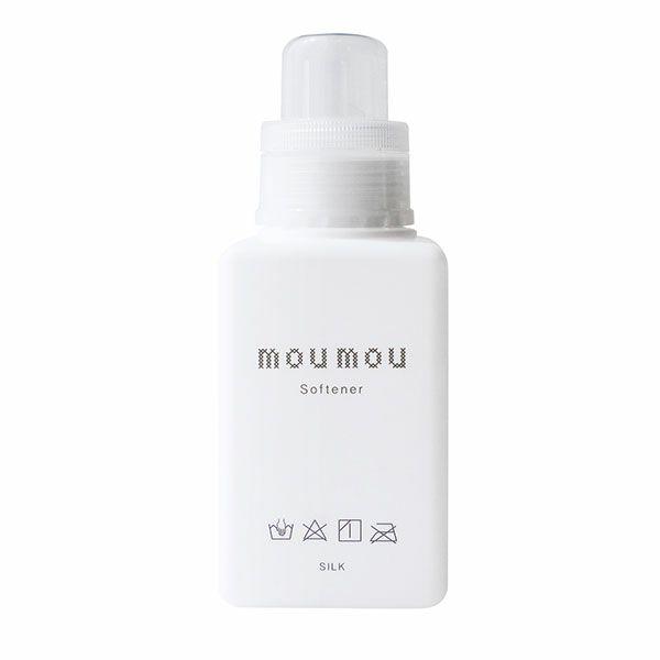 moumou ソフナー シルク 400ml 【大香】1