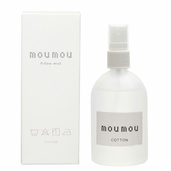 moumou ピローミスト コットン 100ml 【大香】1