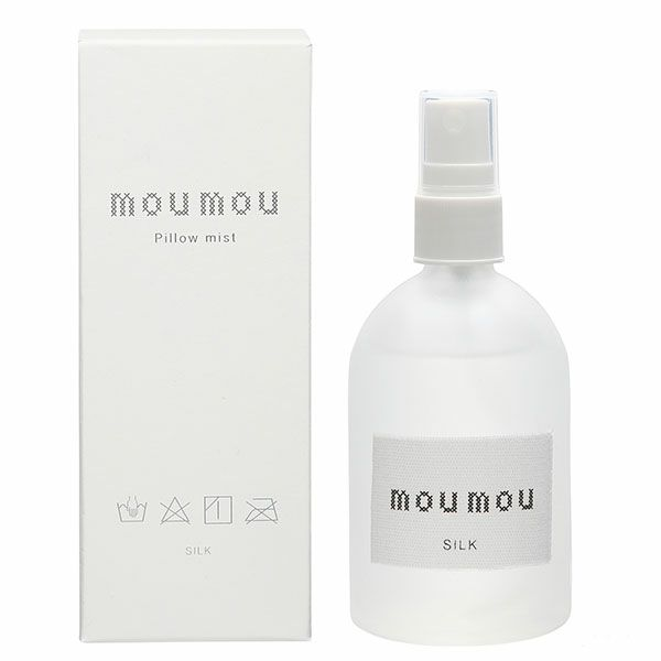 moumou ピローミスト シルク 100ml 【大香】1