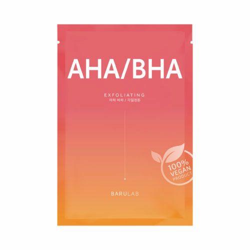 バルラボ ザ クリーン ビーガンマスク AHA/BHA 【VITA】1